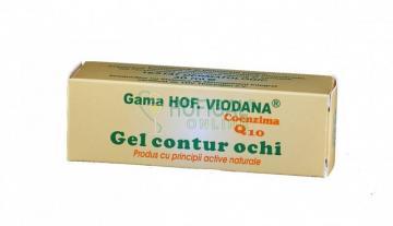 HOF.VIODANA - Gel contur ochi 30 ml